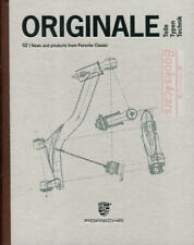 PORSCHE CLASSIC ORIGINALE PARTS BOOK 02
