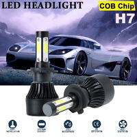 H7 LED Kit 400W 40000LM 6500K Ampoules Voiture Feux Phare Anti Lampe Xénon Blanc