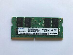 16GB Samsung M471A2K43BB1-CRC DDR4 260p SO-DIMM 17000 2400Mhz Laptop RAM