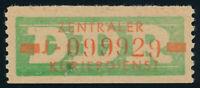 DDR-Dienst, B 30 II J Neubrand., tadellos postfrisch, Befund Ruscher, Mi. 320,-
