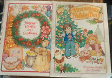 2-Current-Holiday Fun 1980 And Holiday Crafts And Customs 1981