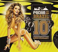 PACHA BRAZIL 10TH ANIVERSARY ( TIM FULLER, MYRA, TANIA MICHELLE,...) 3 CD NEU