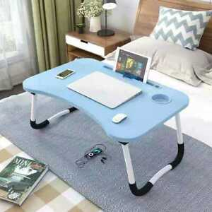 Russian Folding Laptop Stand Holder Study Table Foldable Bed Sofa Holder Table