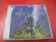 IRON MAIDEN -MAIDEN DOWN UNDER  MEGA RARE LIMITED 100 COPIES ONLY 3CD