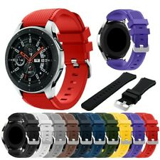 For Samsung Watch Silicone Fitness Replacement Wrist Strap