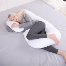 C Shape Total Body Pregnancy  Pillow  Sleep Maternity Comfort Support Cushion