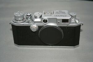 Canon IID2 L39 rangefinder camera body