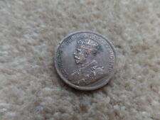 Old Collection Kivg George V Canada Coin 1916 - Size 25mm. Good Gift.