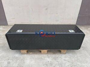 Aluminium ToolBox Ute Trailer Campers Caravan Drawbar Toolbox 1700 x 500 x 500mm