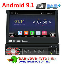 1 Din Android 9.1 Car CD DVD Stereo Radio GPS 7