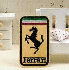 Ferrari embroidered patch applique emblem motor racing mark wappen *1836