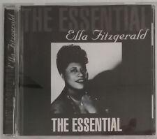 The Essential by Ella Fitzgerald   CD   18 Tracks