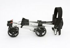 Walking Frame Rollator / FOLDS TO A COMPACT SIZE TO FIT ALL BOOTS