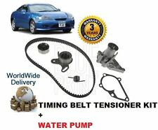 FOR HYUNDAI 1.6 COUPE 5/2000-  NEW TIMING CAM BELT TENSIONER KIT & WATER PUMP