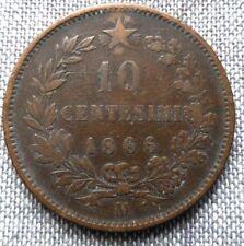 Italie 10 Centesimi 1866 M VITTORIO EMANUELE II    [190]