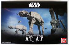"In STOCK Bandai Star Wars ""AT-AT"" 1/144 Scale Empire Strikes Back Model Kit USA"
