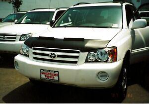 Colgan Sport Hood Bra Mask Fits 2001-2007 Toyota Highlander