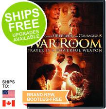 War Room (DVD, 2015) NEW, Sealed, Karen Abercrombie, Alex Kendrick
