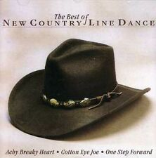 Best Of New Country Line Dance (2005, CD NEU)