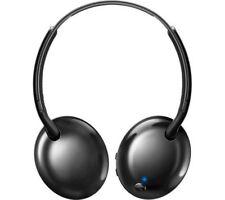 Philips Flite ULTRLITE Shb4405bk Wireless Bluetooth Headphones With Mic White