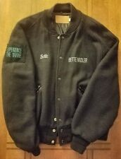 Bette Midler Experience The Divine Tour Jacket Rare L 1993