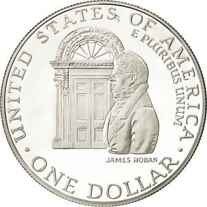 [#491044] United States, Dollar, White House, 1992, West Point, MS(65-70)