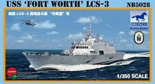 Bronco 1/350 5028 USS Fort Worth LCS-3
