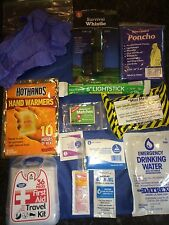 BAD Weather/Snow Emergency Safety Survival Kit Hurricane Earthquake EMP Disaster