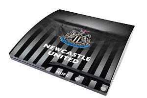 Playstation 3 Slim Console Skin Sticker Newcastle Utd Football Club PS3 New