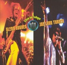 GLENN HUGHES (BASS)/JOE LYNN TURNER/HUGHES-TURNER PROJECT - LIVE IN TOKYO [GERMA
