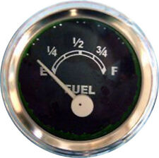 Fuel Gauge for David Brown, Massey Ferguson Tractor with a Ampere Gauge Free