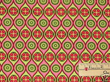 Michael Miller Gothic Wave DC4132 Cotton Fabric by the 1/2 Yard