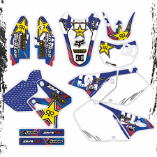 SUZUKI DRZ400 DRZ DRZ400E DRZ400SM GRAPHICS KIT (light version)