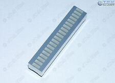 1x 20-Segs Green LED Bargraph Bar Graph [Bar Light for LED Audio VU Meter] - USA
