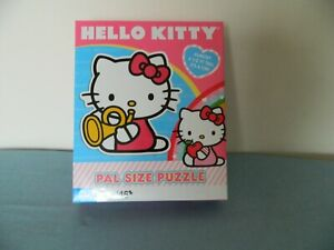New Puzzle Hello KITTY Pal Size Preschool Age 4+ By Sanrio 46pcs
