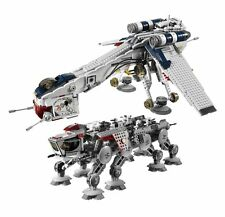 Star Wars Republic Dropship WITH AT-OT Walker 10195 brand-new-s' adapte LEGO