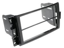 CHEVROLET CORVETTE C6  Auto Radio Blende Einbau Rahmen 1-DIN 2-DIN Doppel-DIN