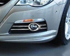 ENTOURAGES CHROME FEUX PHARES ANTIBROUILLARDS VW PASSAT CC 2008-12 TDI TSI TFSI