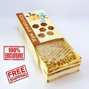Raw  pure  natural honeycomb honey 2020,  Unheated Unfiltered,