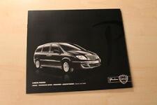 66708) Lancia Phedra - Preise & Extras - Prospekt 06/2008