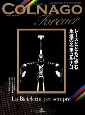 COLNAGO forever book photo history 2008/05 Goods Racing JAPANESE