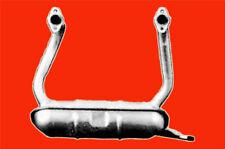 Auspuff Endschalldämpfer Endstück Endtopf Fiat 126 500 600 650 0.6 ESD Marmitte