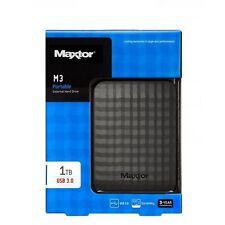 HARD DISK ESTERNO 2,5 USB 3.0 1TB 1000GB MAXTOR (SEAGATE-SAMSUNG) AUTOALIMENTATO