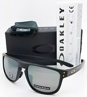 2700377ba841f NEW Oakley Holbrook R sunglasses Matte Black Prizm Polarized 9379-0755  Asian Fit