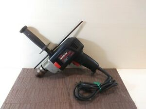 """Vintage CRAFTSMAN 1/2"""" Hammer Drill Tested/Working Corded Electric USA"""