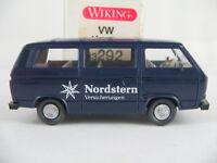 "Wiking 13292 VW T3 Kombi (1979-1992) ""Nordstern"" in stahlblau 1:87/H0 NEU/OVP"
