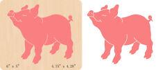 New Pig Wooden Die Cutting Dies  DIY Scrapbooking D-290