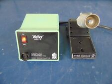 Weller WTCPS ~ PU120 ~ Soldering Station And Stand ~ R27x
