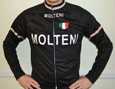 MOLTENI Long sleeve cycling jerseys Eddy Merckx S,M,L,XL,XXL,3XL,4XL,5XL,6XL,7XL