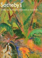 Sotheby's /// American Paintings Drawings Wiggins Post Auction Catalog 2008